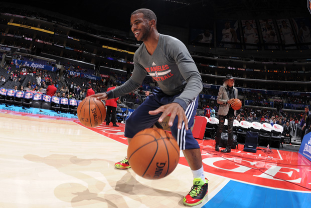 Chris Paul / Getty Images
