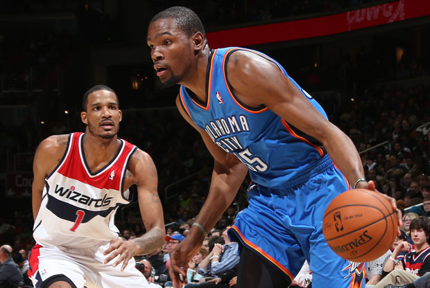 Kevin Durant / Getti Images