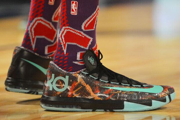 Zapatillas de Kevin Durant