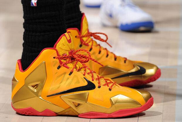Zapatillas de LeBron James