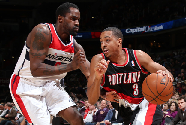 Washington Wizards - Portland Trail Blazers