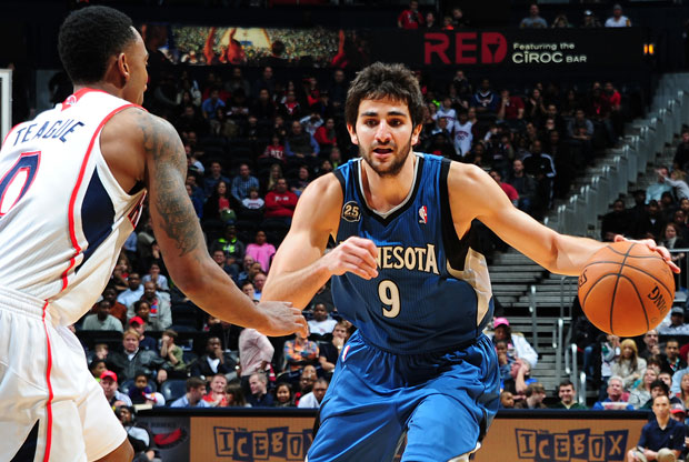 Ricky Rubio / Getty Images