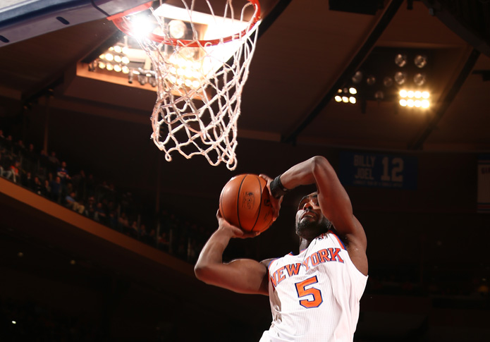 Tim Hardaway Jr. / Getty Images