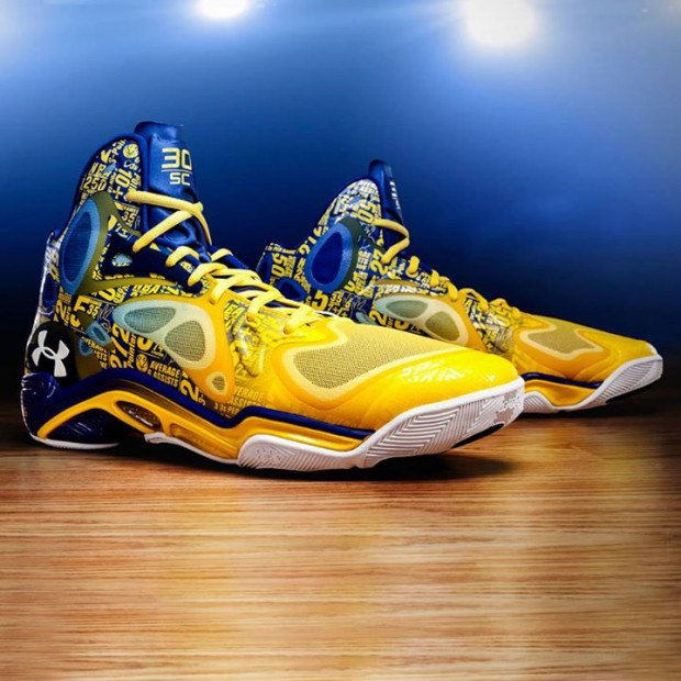 UNDER ARMOUR – ANATOMIX SPAWN 'STEPHEN CURRY PE'