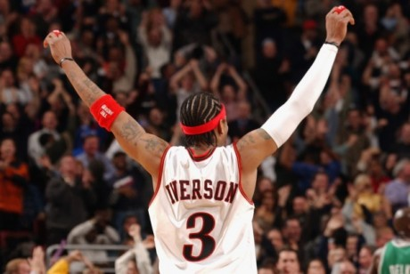 Allen Iverson./ Getty Images