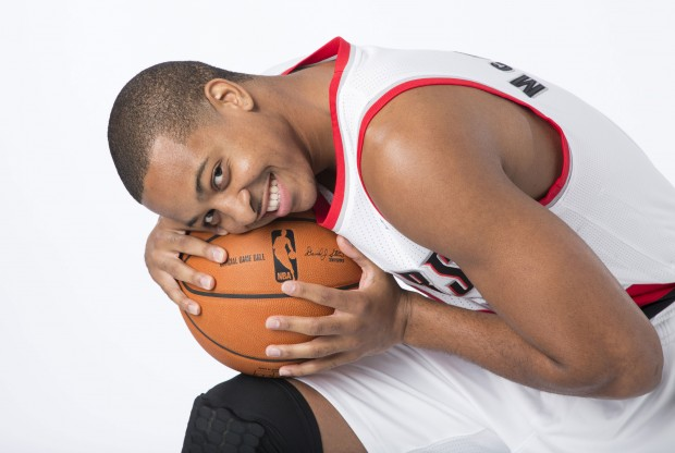 C.J. McCollum./ Getty Images