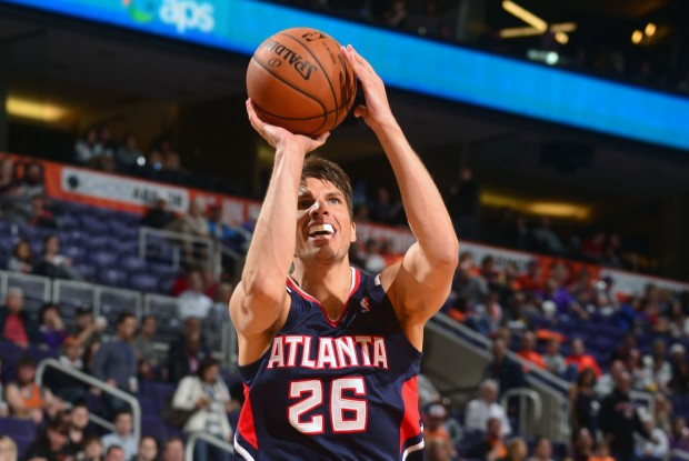 Kyle Korver./ Getty Images