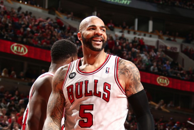 Carlos Boozer./ Getty Images