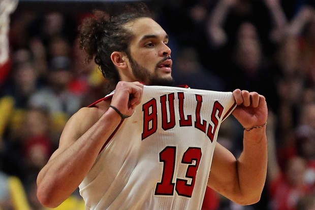 Joakim Noah./ Getty Images