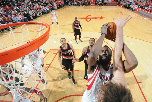 James Harden./ Getty Images
