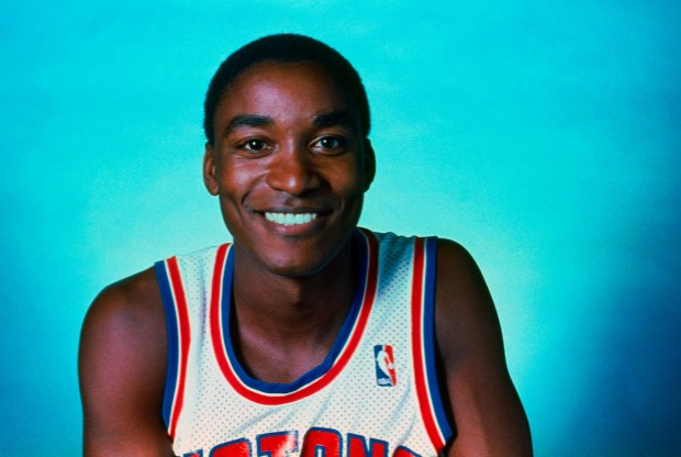 Isiah Thomas./ Getty Images