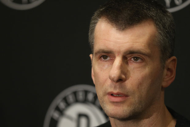 Mikhail Prokhorov / Getty Images