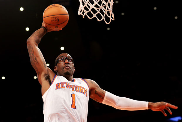 Amare Stoudemire / Getty Images