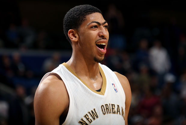 Anthony Davis / Getti Images