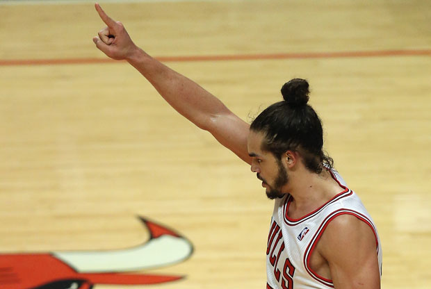 Joakim Noah / Getty Images