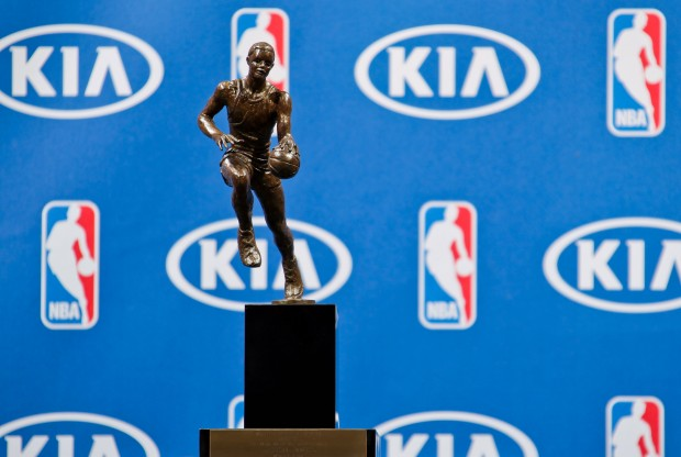 Trofeo de MVP./ Getty Images
