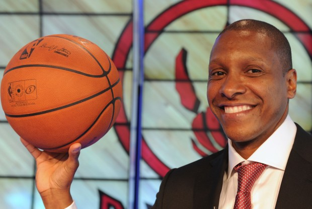 Masai Ujiri./ Getty Images