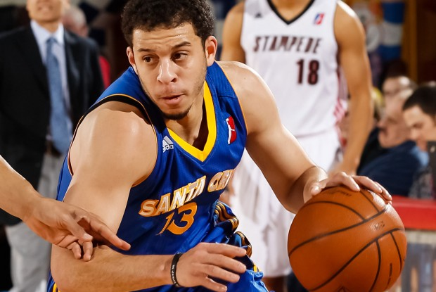 Seth Curry./ Getty Images
