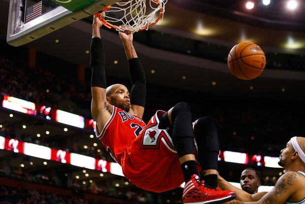 Taj Gibson./ Getty Images