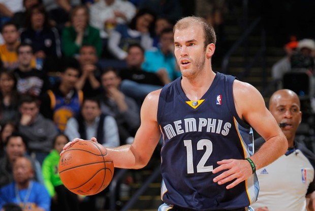 Nick Calathes./ Getty Images