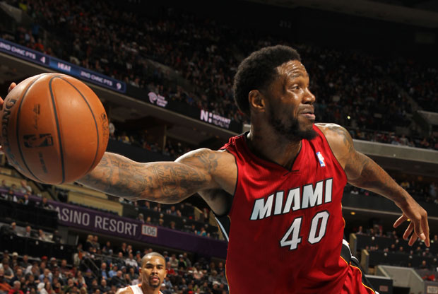 Udonis Haslem / Getty Images