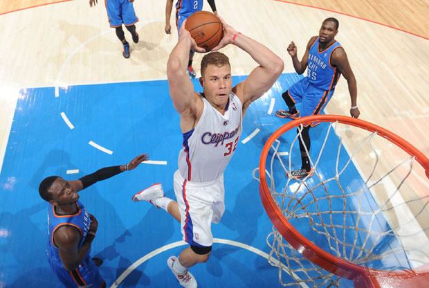 Blake Griffin / Getty Images