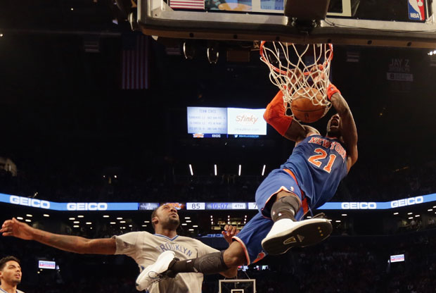Iman Shumpert / Getty Images