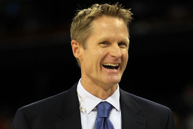 Steve Kerr / Getty Images