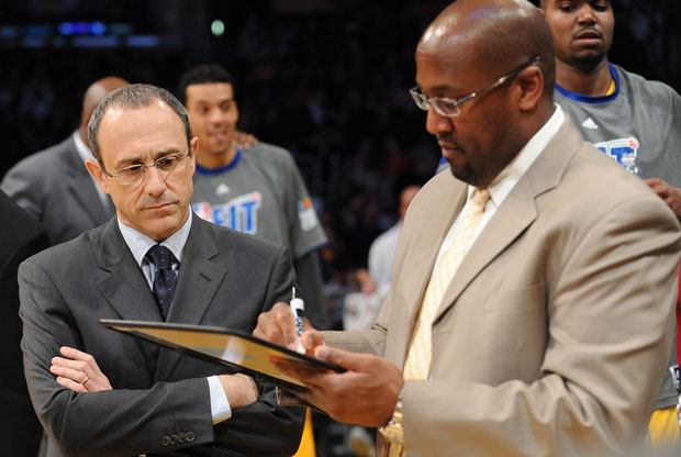 Ettore Messina / Getty Images