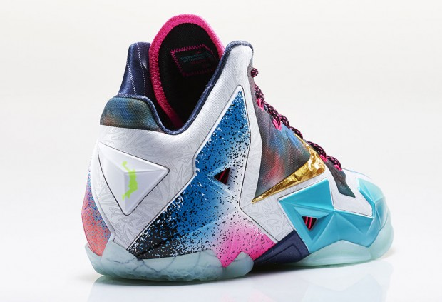 Nike - LeBron 11 'What The LeBron'