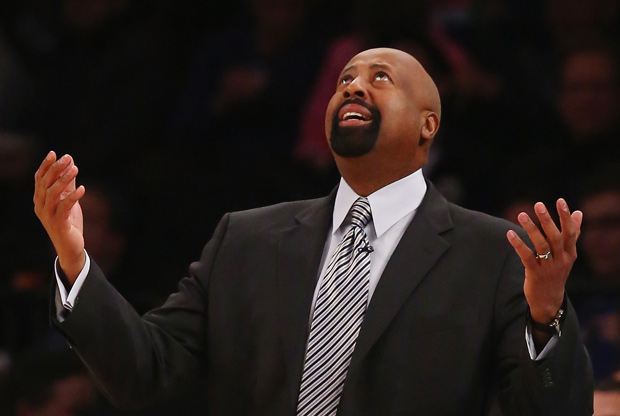Mike Woodson / Getty Images