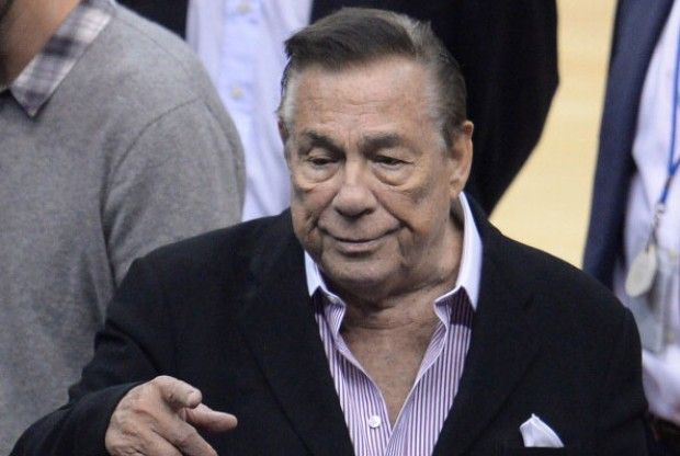 Donald Sterling./ Getty Images