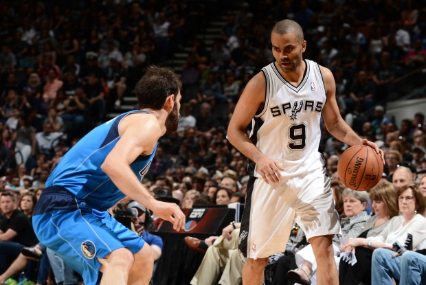 Tony Parker./ Getty Images