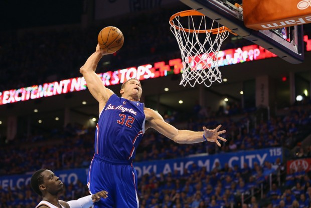 Blake Griffin./ Getty Images