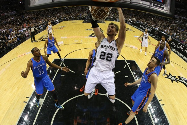 Tiago Splitter./ Getty Images