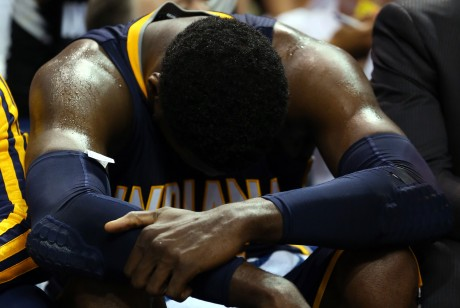 Roy Hibbert./ Getty Images