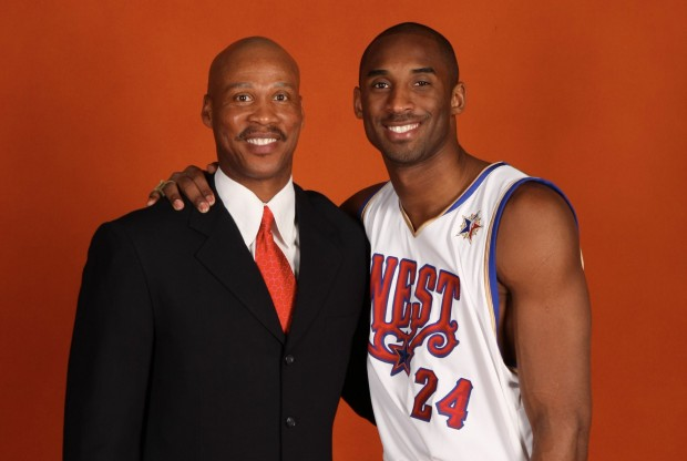 Byron Scott y Kobe Bryant./ Getty Images