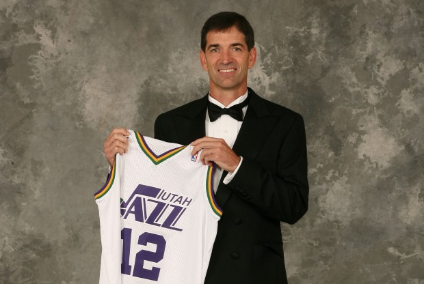 John Stockton./ Getty Images