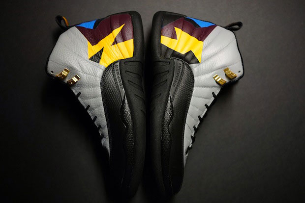 Air Jordan - 12 'Bordeaux Custom'