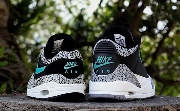 Air Jordan 3 'AtmosCustom'
