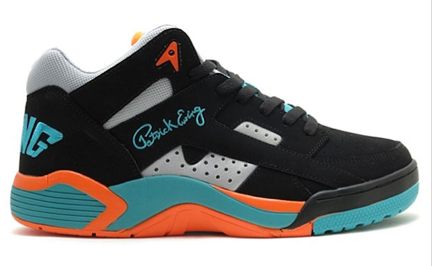 Ewing - Wrap 'Black & Orange'