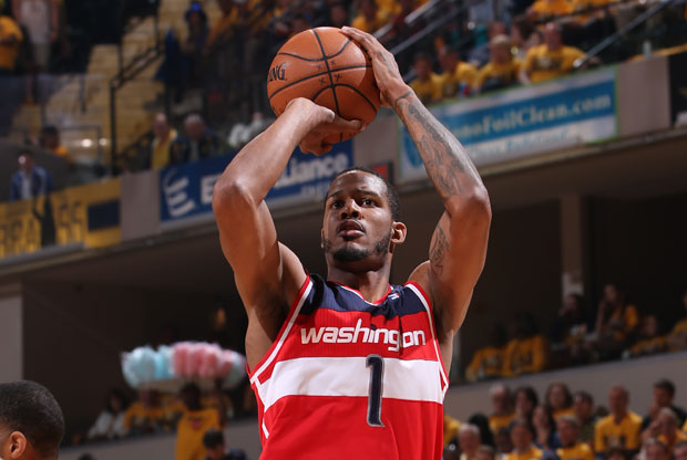 Trevor Ariza / Getty Images