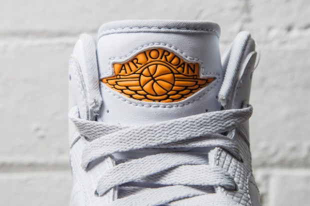 Air Jordan - I Retro 86 'White Kumquat'