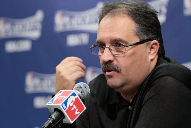 Stan Van Gundy / Getty Images