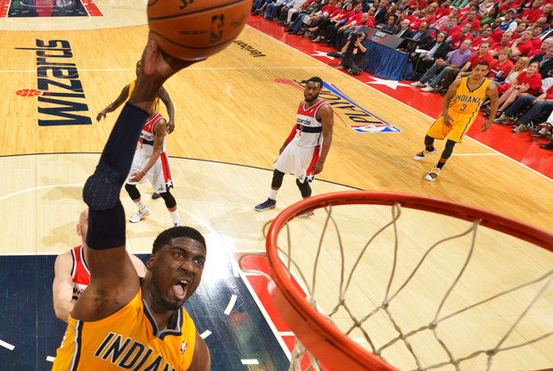 Roy Hibbert / Getty Images