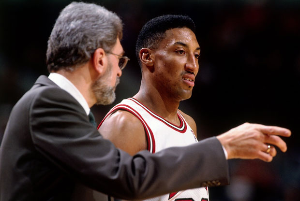 Scottie Pippen / Getty Images