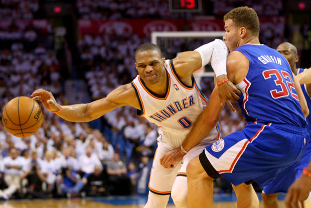 Russell Westbrook / Getty Images