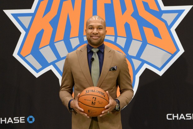 Derek Fisher./ Getty Images