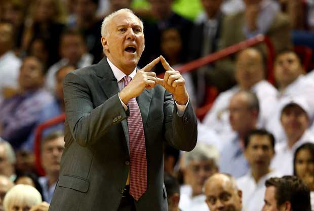 Gregg Popovich / Getty Images