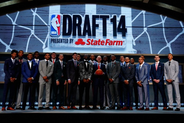 NBA Draft 2014./ Getty Images